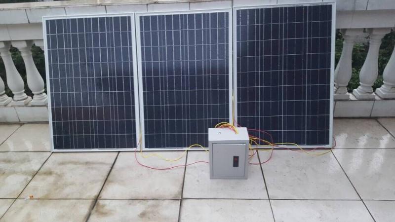 太陽能發電廠家直銷家用太陽能光伏發電系統 小型太陽能發電系統