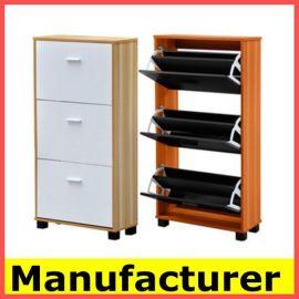網店熱銷組裝式板式家具2層3層鞋櫃