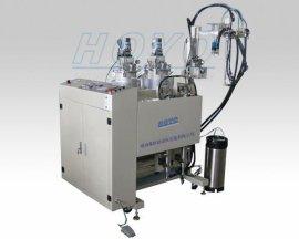 威海豪跃专业生产双液灌胶机,双液点胶机
