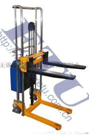 ETU易梯优,货叉可调电动轻型工位车 轻型电动堆高车 电动堆高车