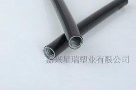 抗拉力平包塑金属软管