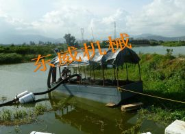 抽沙泵配套多根高压水管 射吸式抽沙船