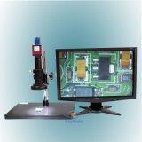 广东供应屏蔽强光工业显微镜 焊点锡点观察专用