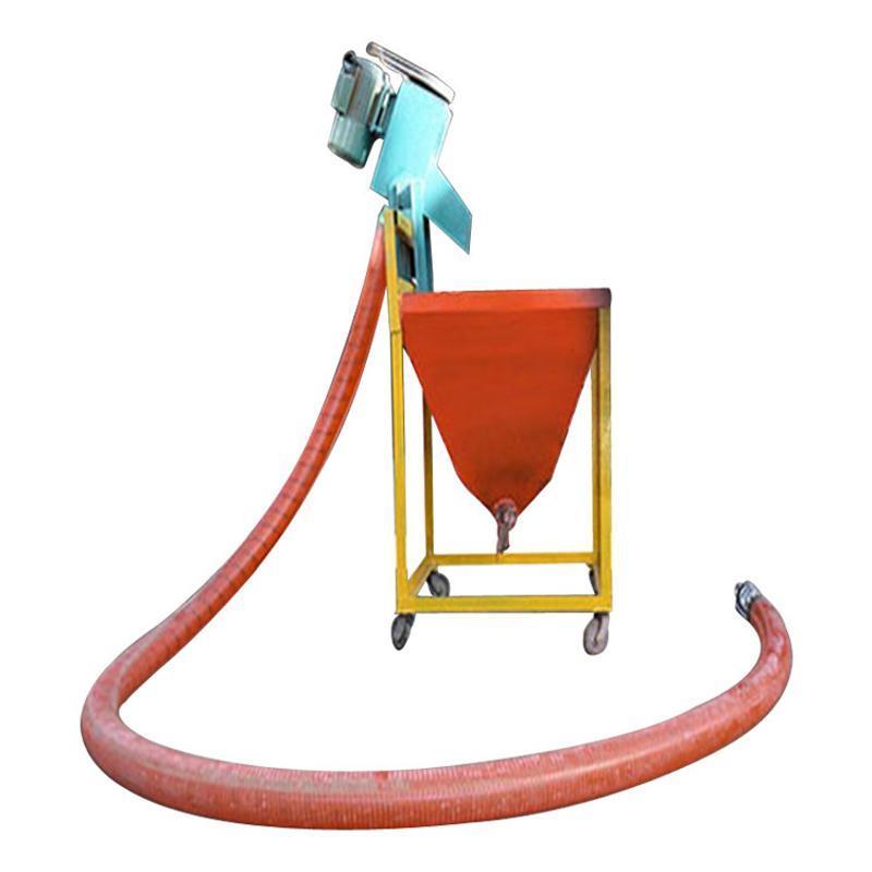 轻便型电动吸粮机6米管子吸粮机悬挂式小麦车载抽粮机
