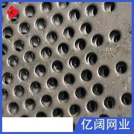 304不锈钢圆孔冲孔网,圆孔网,镀锌板冲孔网