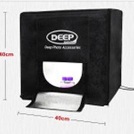 DEEP新一代LED柔光箱专业摄影棚摄影灯套装摄影道具