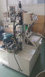 无锡诺亚直供 BW-3A型高粘稠物料用硅胶灌装自动压盖机