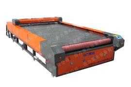 合力3060MT毛绒玩具自动下料激光裁床, 高效切割