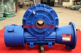 金宇SCWUM400轴装式圆弧圆柱蜗轮蜗杆减速机