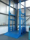 济南亚泰专业升降机厂家直销3-5吨导轨式液压升降货梯