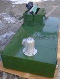 磁性分离器与机床沉淀水箱配合使用