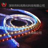 科鴻照明3528低壓12V/24V240珠滴膠防水LED貼片燈帶