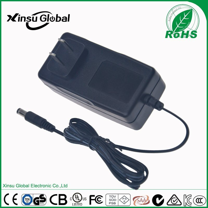 16.8V2A鋰電池充電器 美規UL FCC認證 16.8V鋰電池充電器