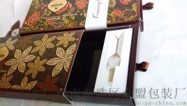 精致礼品包装盒彩印纸盒定做