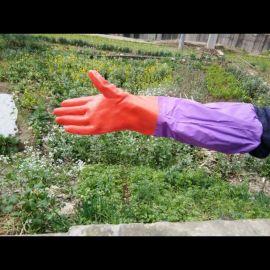 PVC家用手套#PVC手套#厚胶手套