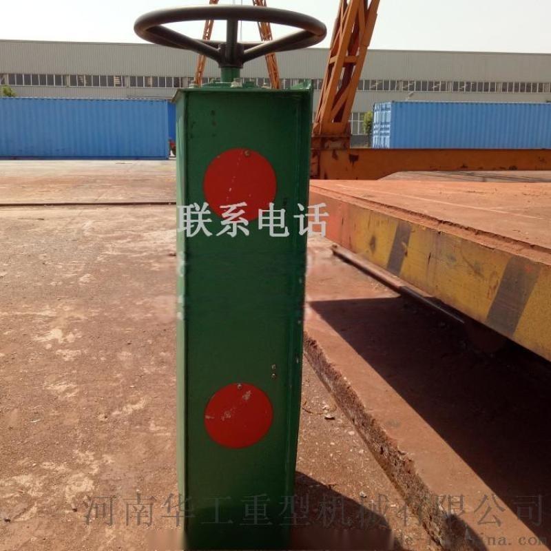 熱銷龍門吊安全防護裝置 600mm手動夾軌器