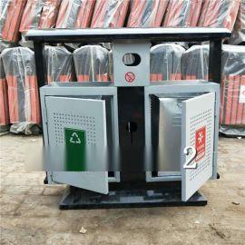 沧州冲孔垃圾桶分类垃圾桶大量现货