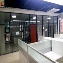 徐州办公室隔断用途和玻璃隔墙款式