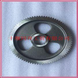 康明斯6L发动机配件3918777凸轮轴齿轮总成