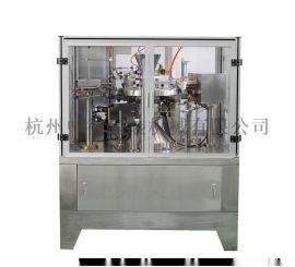 全自动给袋式坚果炒货颗粒成型PE复合包装机