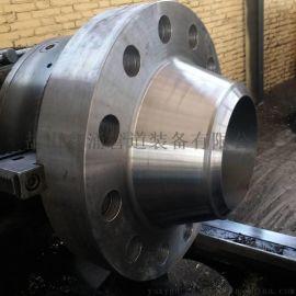 设备用保材质锻造法兰河北鑫涌DN100管道平焊法兰