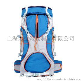 户外登山包双肩男防水多功能轻便旅行包女背囊旅游背包
