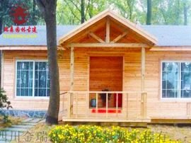 绵阳防虫木屋,厂家定制移动实木木屋