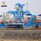 商丘童星激戰鯊魚島 戶外水上遊樂設備生產廠家
