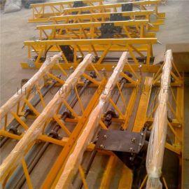摊铺路面用框架式整平机 可拆卸水泥混凝土路面整平机