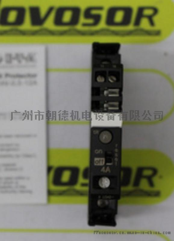 广州市朝德机电 ETA断路器ESX10-TB-102-DC24V-4A ETAE-1071-073(24VDC)