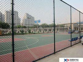 墨绿色学校操场篮球场围栏 体育场围网生产厂家