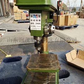 黄山工业台钻 z4025重型台式钻床 厂家质量保证