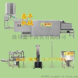 朝阳干豆腐机厂家 大型干豆腐机多少钱一台 鑫丰干豆腐机