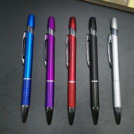 厂家直销定制商务广告笔 金属圆珠笔印刷LOGO 促销笔 签字笔批发