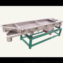 全新筛选工业用煤炭振动筛食品10001-72.2直线振动筛