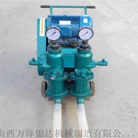 高压双液液压灌浆机