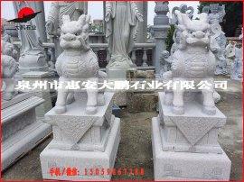 热销推荐 石雕貔貅 青石貔貅雕刻 园林动物石雕摆件