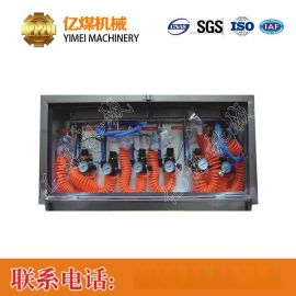 ZYJ(C)矿井压风自救装置,ZYJ(C)矿井压风自救装置特点,ZYJ(C)矿井压风自救装置技术参数