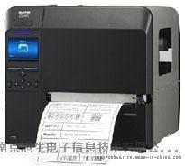 江苏SATO CL6NX全球通用型智能条码打印机,6.5英寸宽幅,3.5寸全彩LCD显示屏