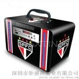手提音响铁盒 音响包装盒 金属耳机包装盒