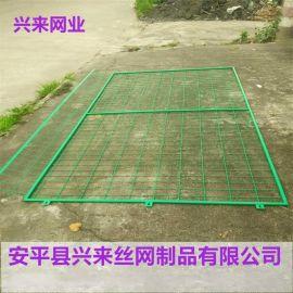 道路护栏网,钢丝护栏网,车间护栏网