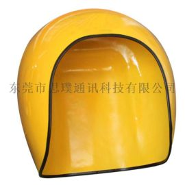 玻璃钢户外电话亭,电话玻璃钢保护罩,电话防护罩