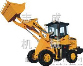 厂家供应小型轮式装载机多功能农用小铲车