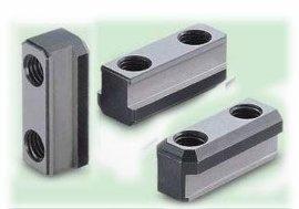 液压卡盘T型块卡爪配件T型块油压动力卡盘T型滑块6寸8寸10寸