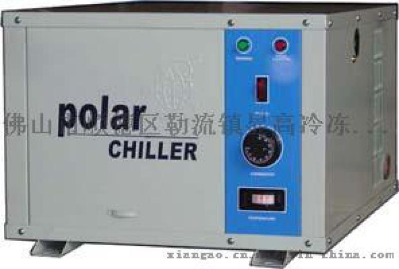 电镀电泳行业专用纯水冷却机组