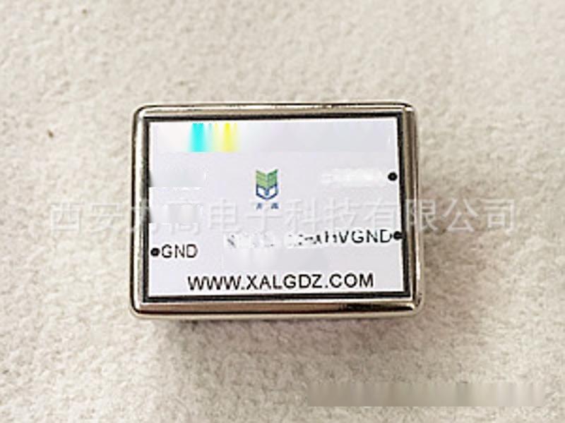 升壓模組 HVW12P-2000NV3高壓輸出0~2000V,0—5V控制,電流200uA