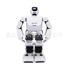 樂聚小艾智慧機器人 仿真人形互動語音聊天 兒童早教故事對話玩具