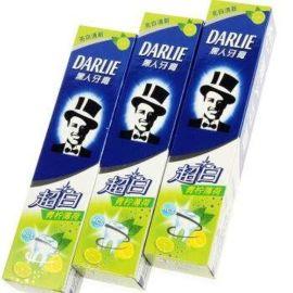 专业生产牙膏厂家 黑人牙膏厂家批发