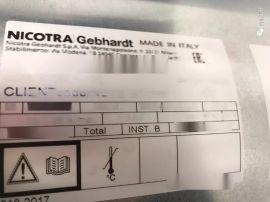 意大利风机NICOTRA GEBHARDT MOD.DD7/9 M967 1F 6P 3V