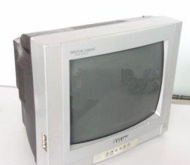14寸数码彩色电视机